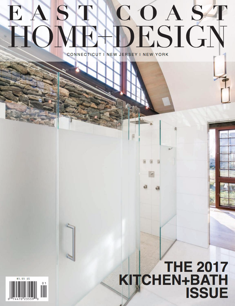 MMCC featured Kitchen in East Coast Home + Design. Jan/Feb 2017 ...