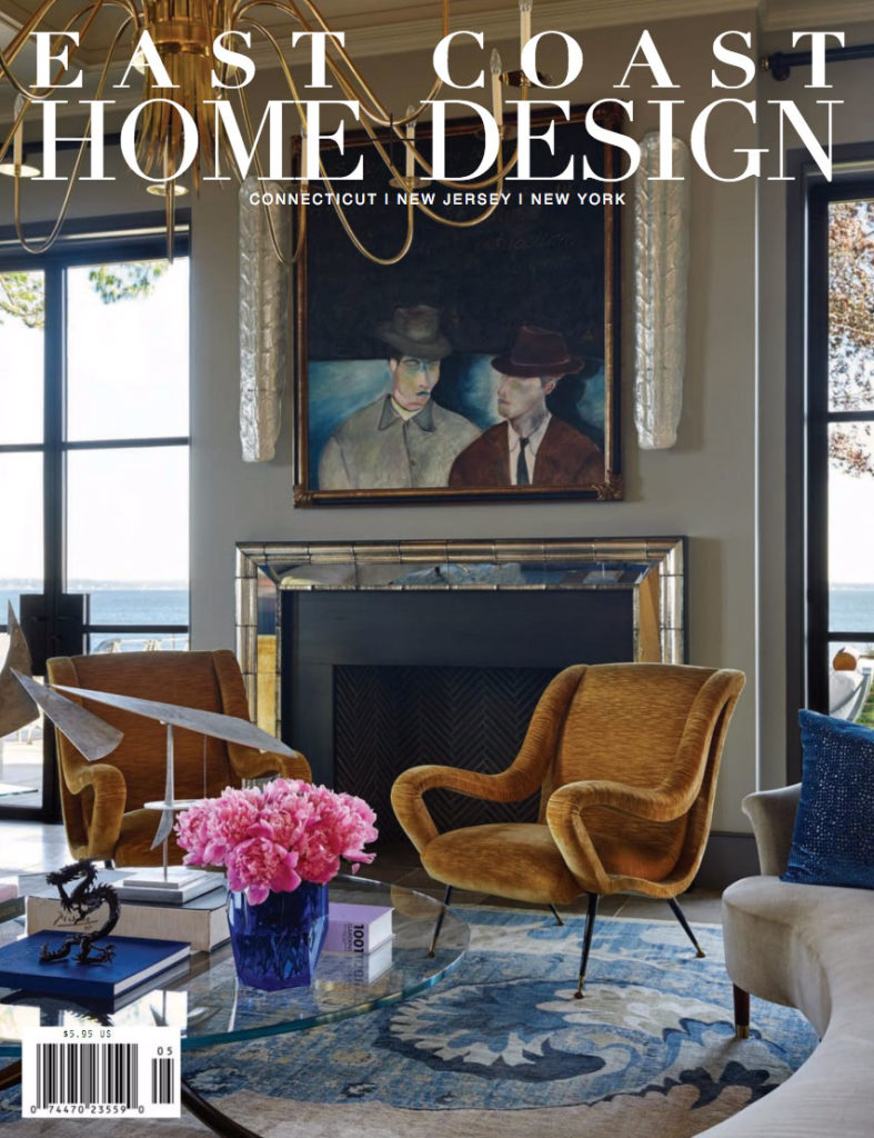 Home Design Magazine feature interview in east coast home + design magazine may / june